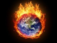 climate change heats the planet