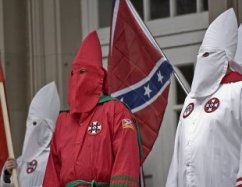 Klansmen w.flag_Photo Credit.Martin_Flickr