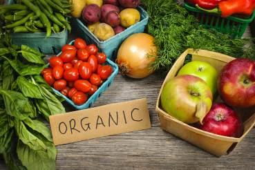 Organic.produce