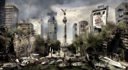 dystopian image
