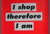I shop therefore I am-is-consumerism-ethical