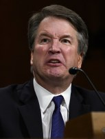 Kavanagh at hearing