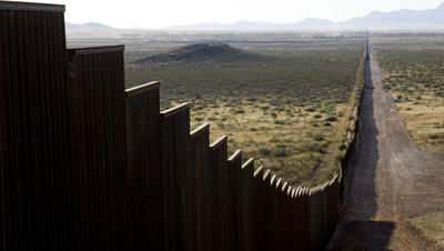 Border.fence-arizona